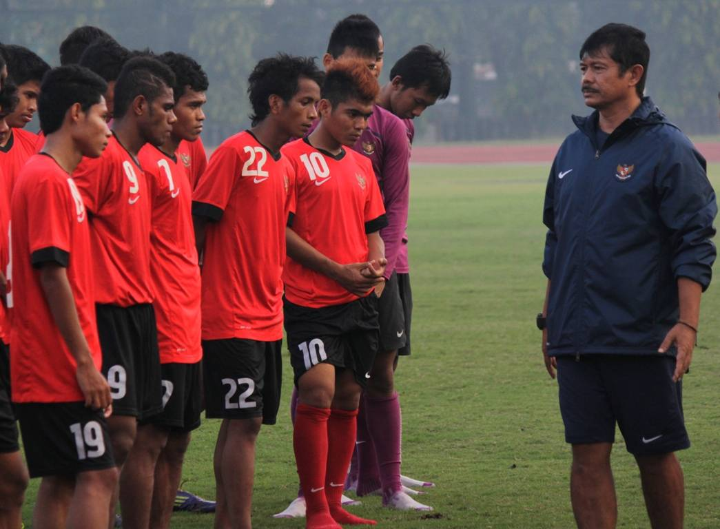 Indonesia U-20 grouped with Brasil, Czech Republic and Scotland at 2017 Toulon Tournament