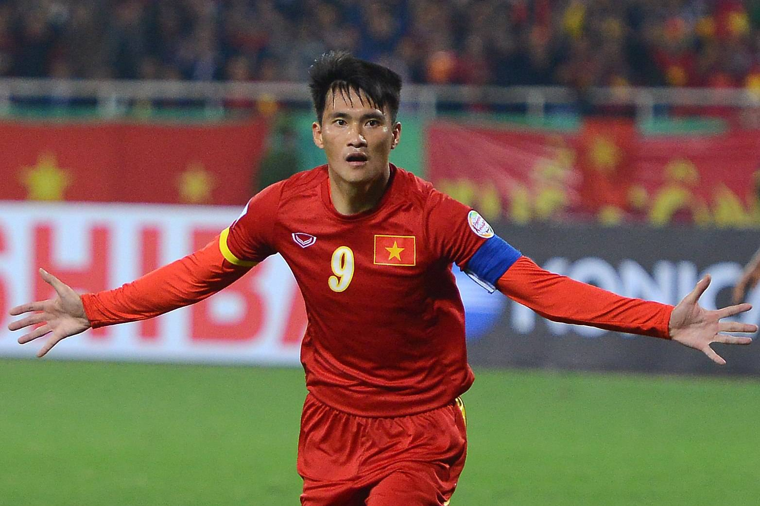 6 Southeast Asian footballers with most goals scored for national team