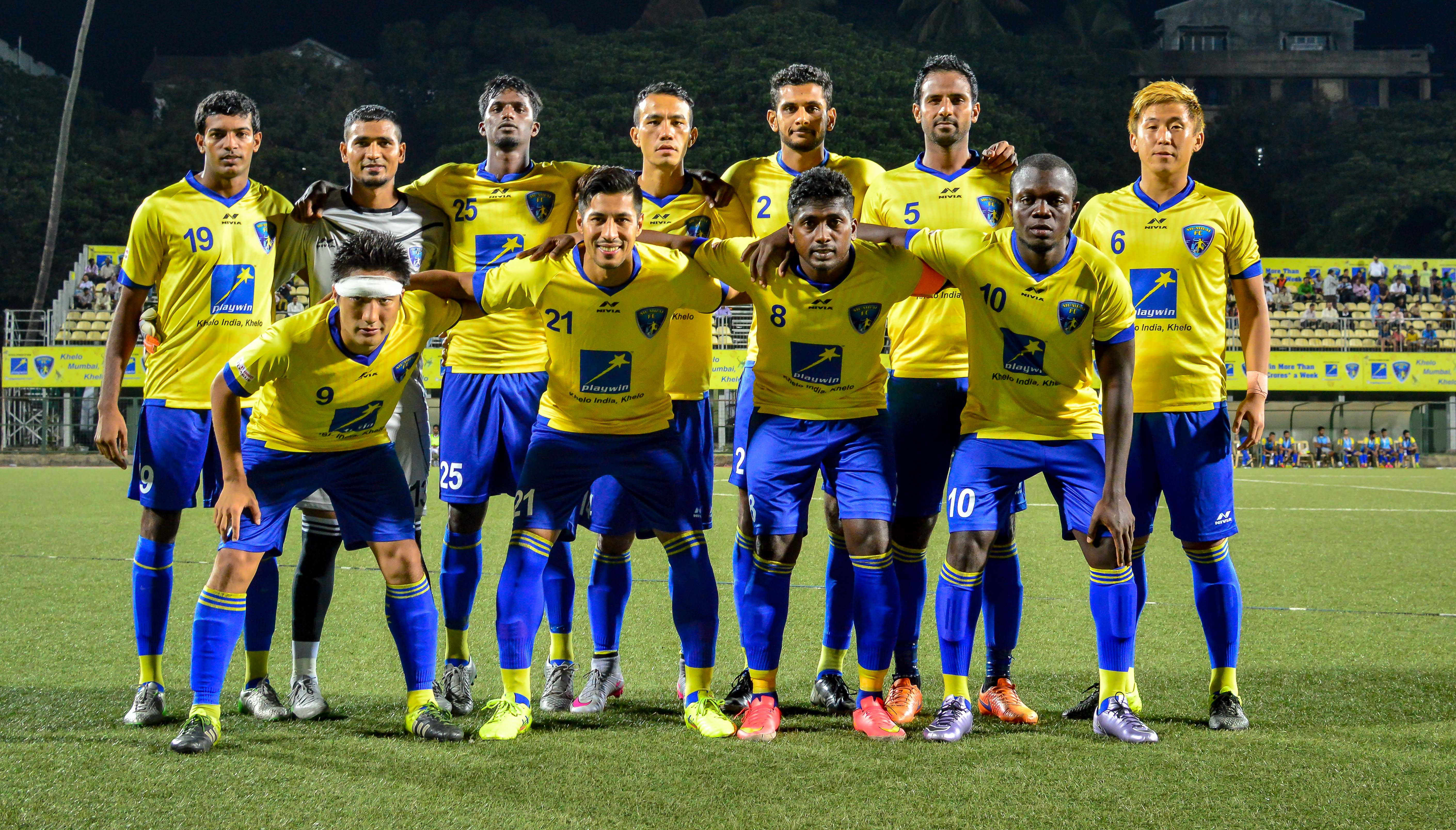 Mumbai FC relegated from the I-League