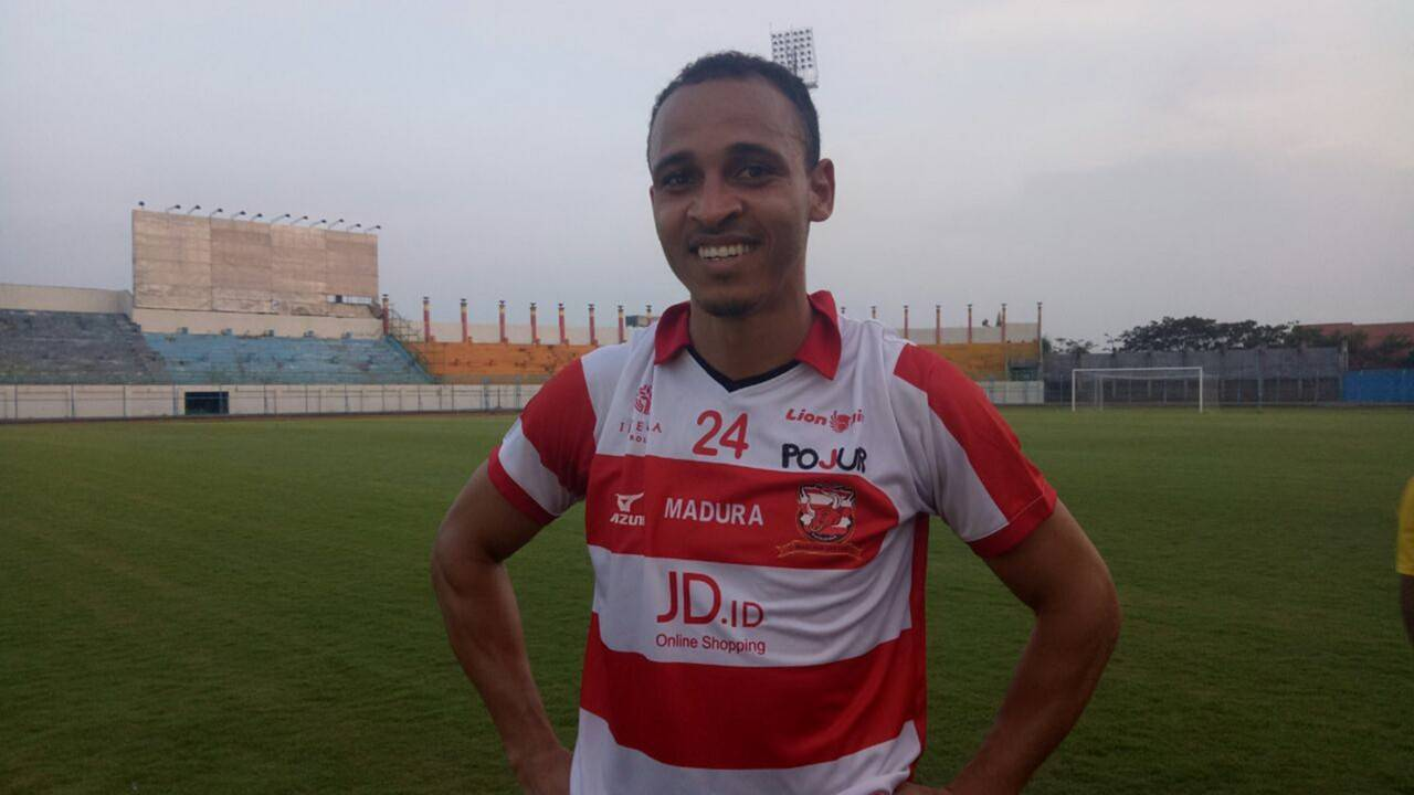 Madura United: Five High-profile Footballers Playing In Indonesia's Liga