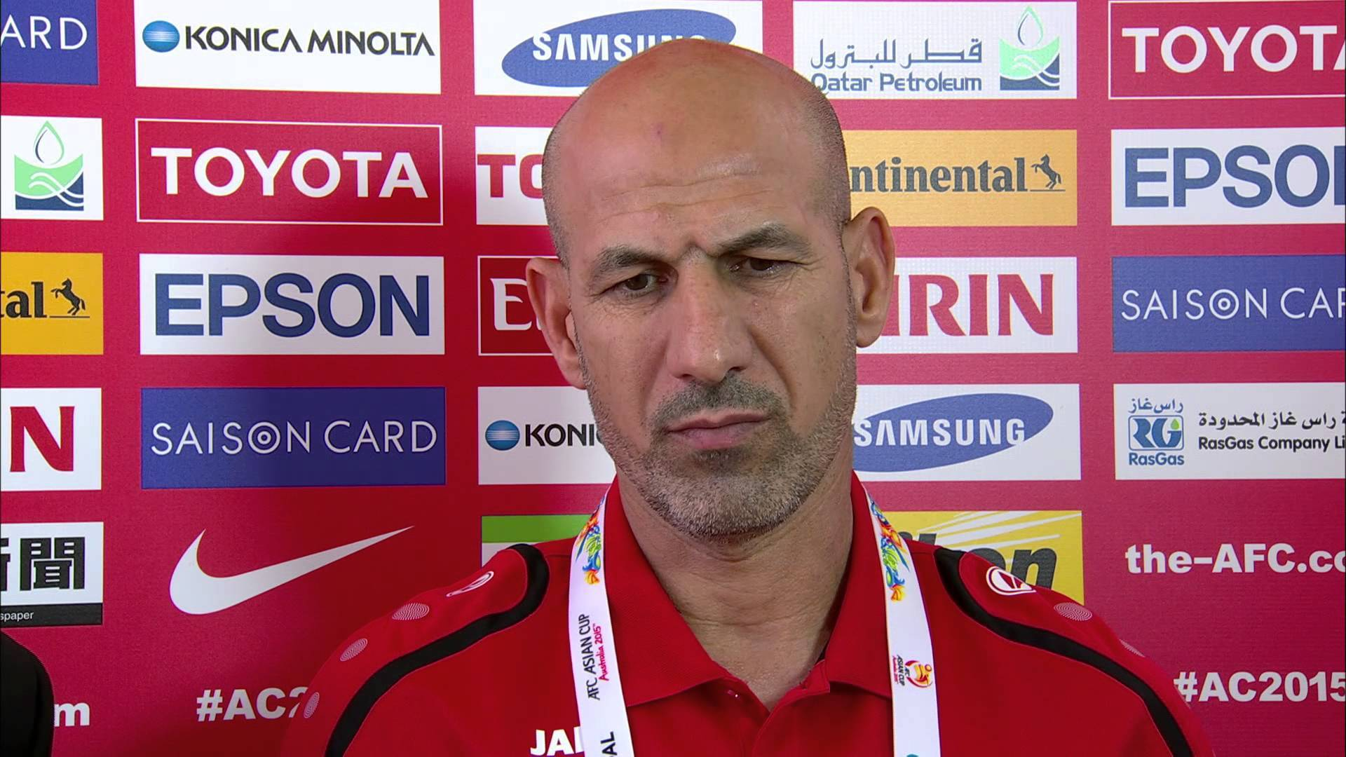 Iraq head coach sacked after World Cup qualification failure