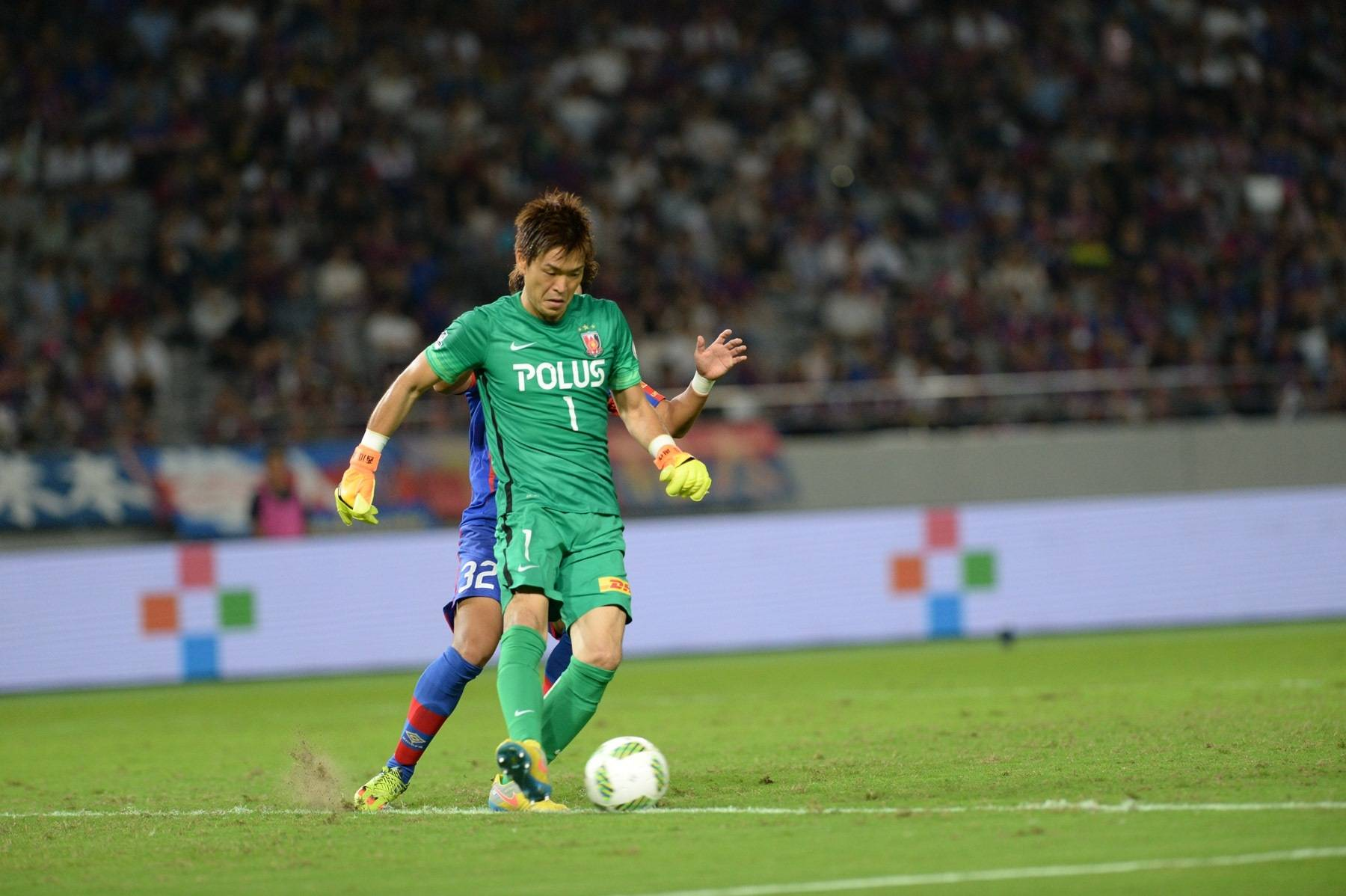 J.League to focus on goalkeepers in special match broadcast
