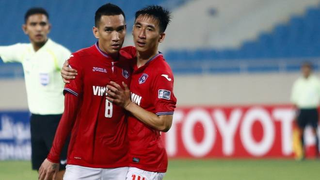 AFC Cup: Home United edge Than Quang Ninh in nine-goal thriller