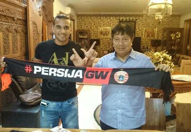 Bruno Lopes joins Persija Jakarta