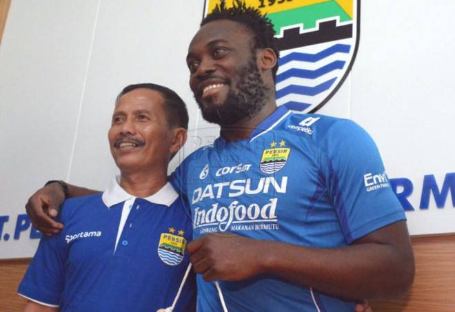 Michael Essien could face early contract termination by Persib Bandung