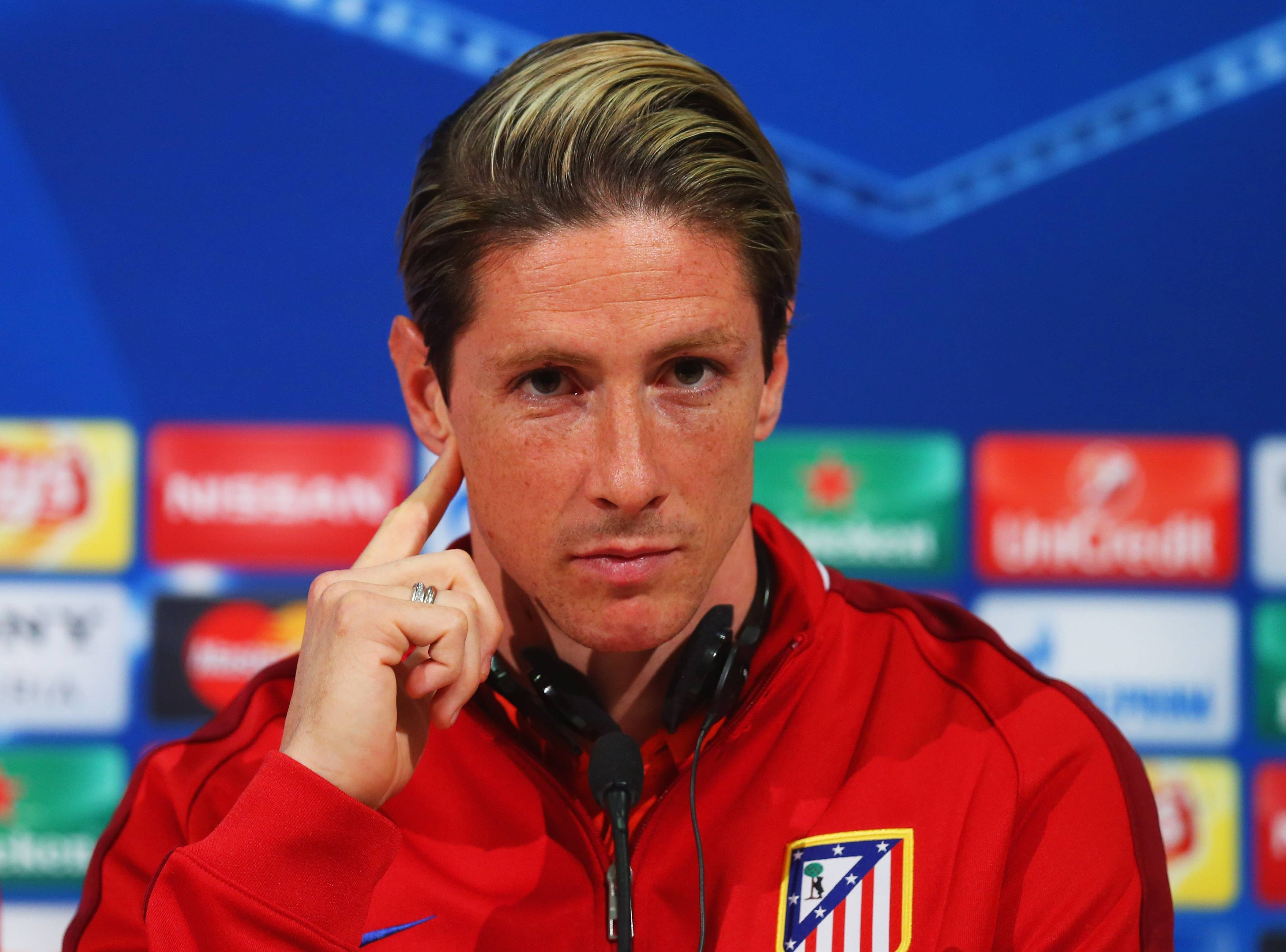 Fernando Torres will not be ing to Malaysia