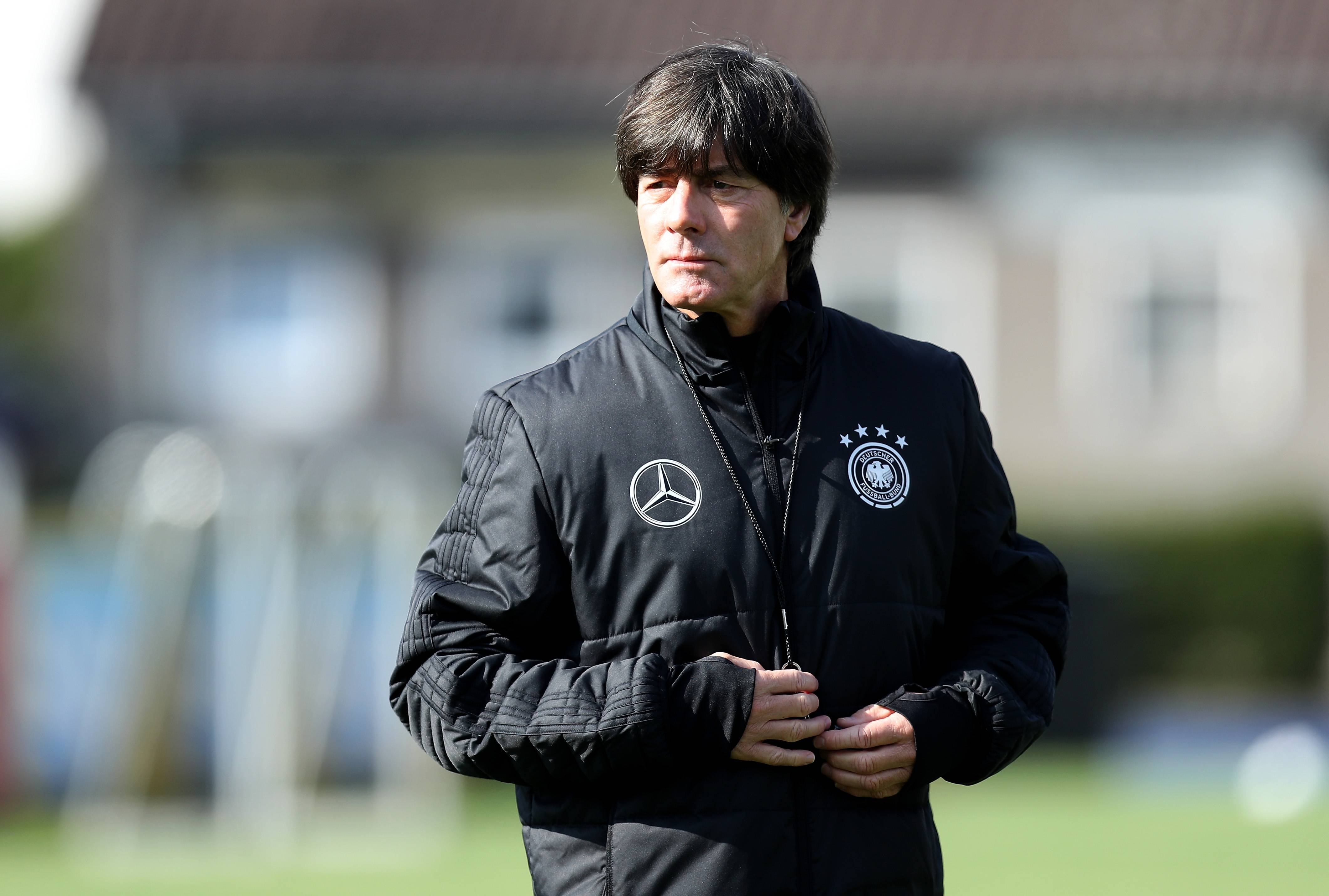 Chinese FA rubbishes Joachim Low rumours