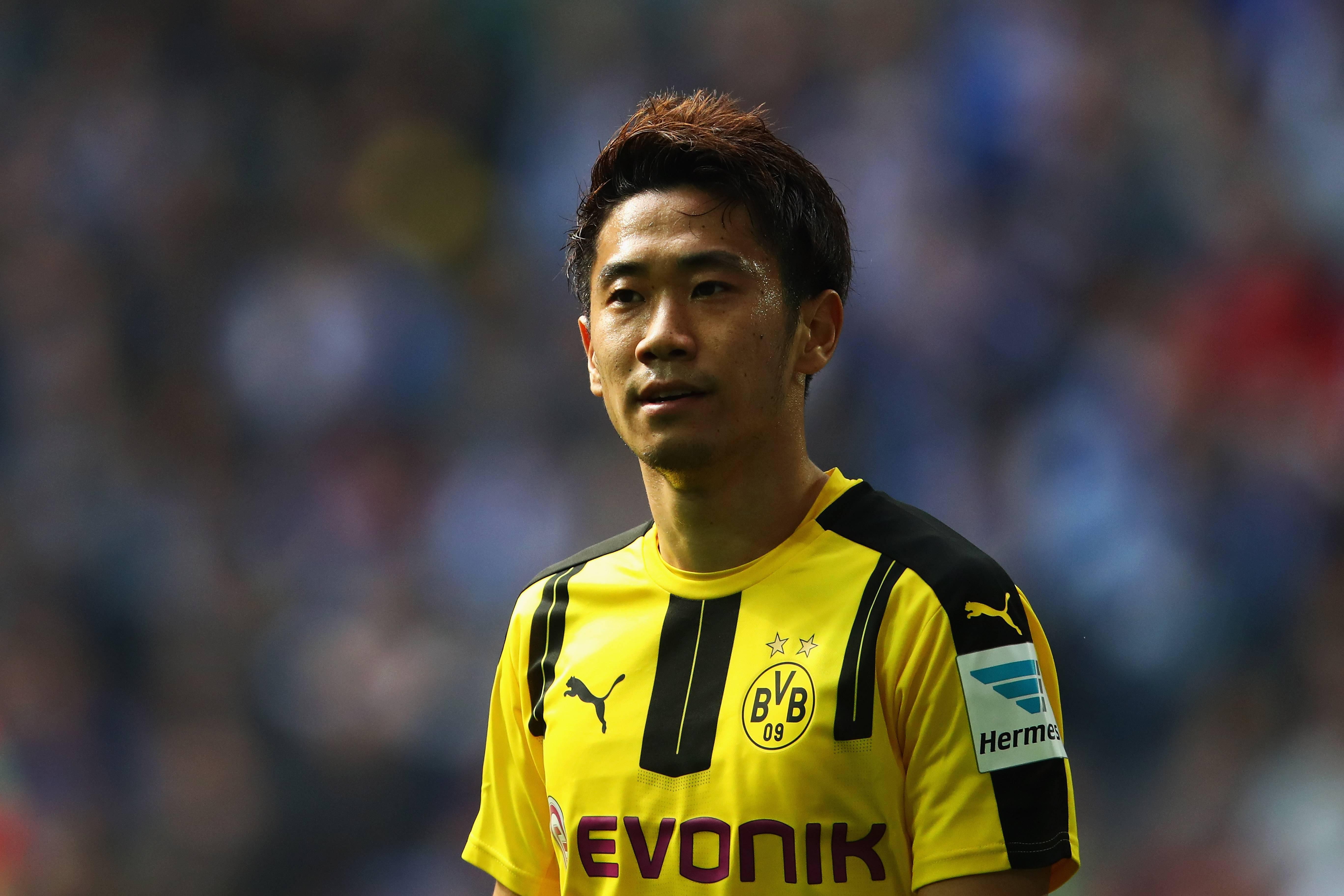 Borussia Dortmund to open talks with Shinji Kagawa over new deal