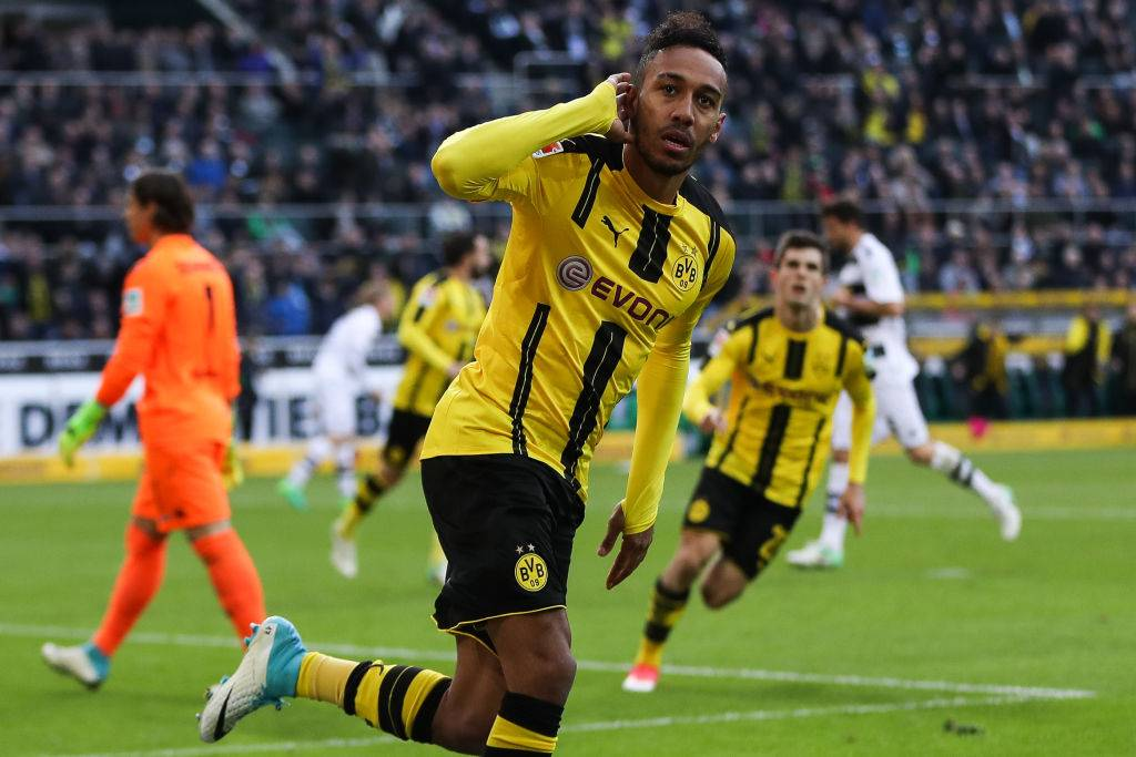 Pierre-Emerick Aubameyang admits never seriously considering a move to China
