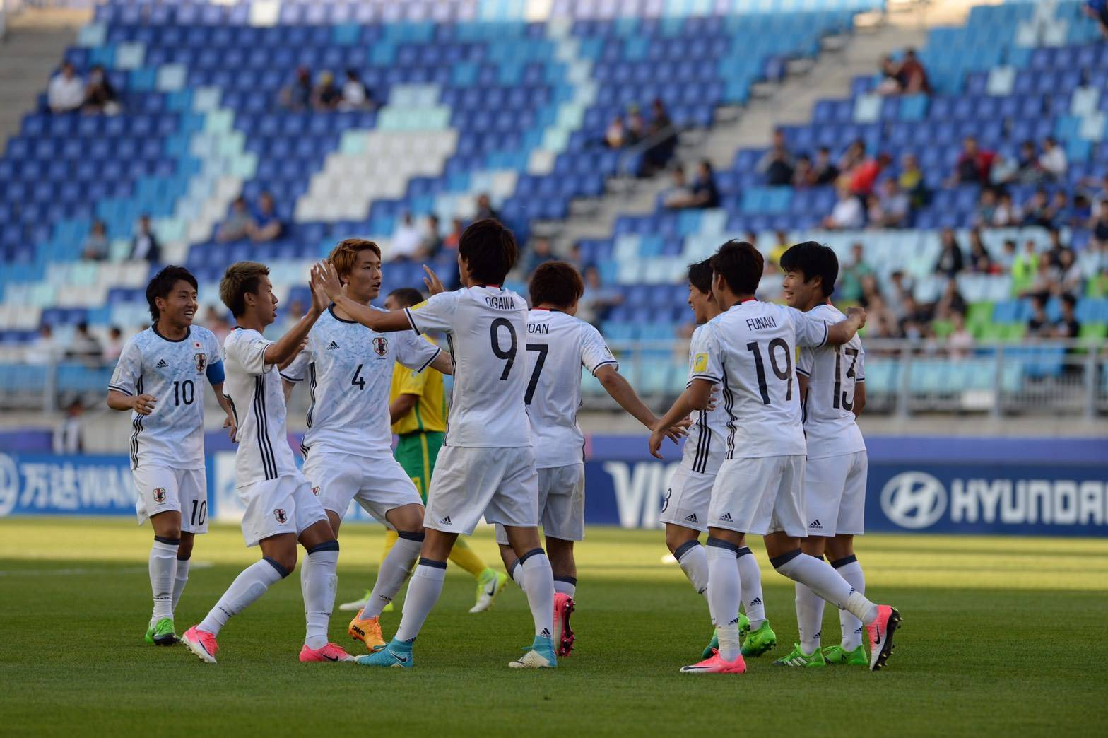 Japan kick-start U-20 World Cup campaign with victory