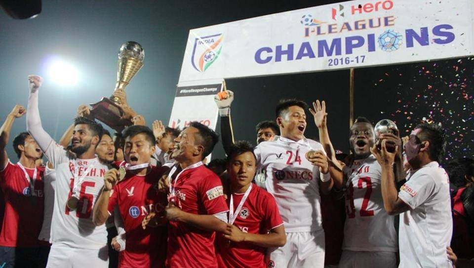 Indian champions Aizawl FC threaten hunger strike