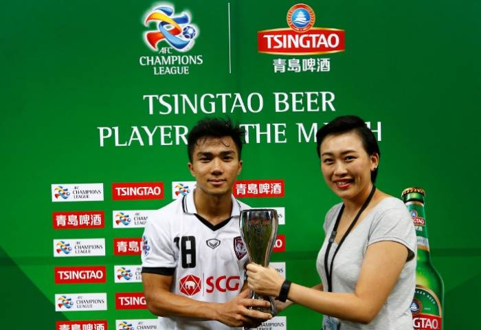 Yu Kobayashi praises Chanathip following AFC Champions League clash