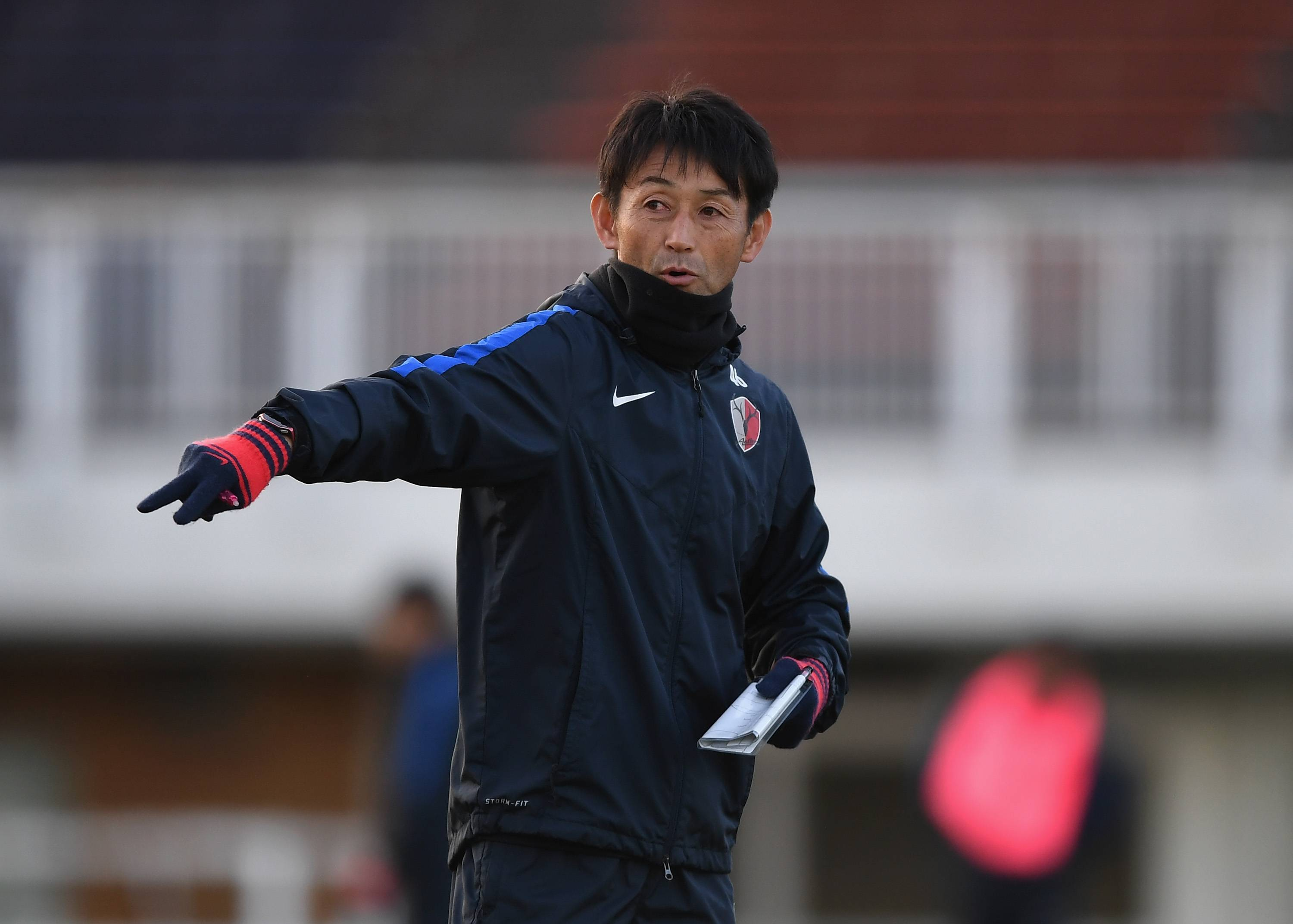 Kashima Antlers manager Ishii sacked after ACL exit