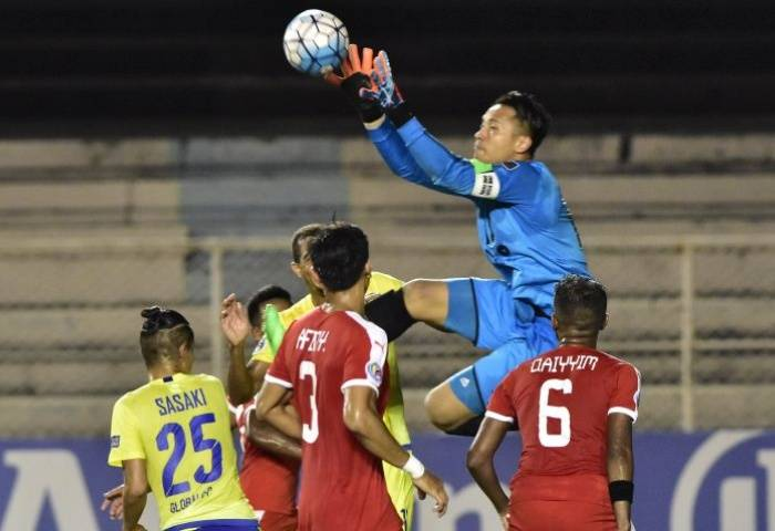 Home United grab late away draw against Global FC in AFC Cup semifinal