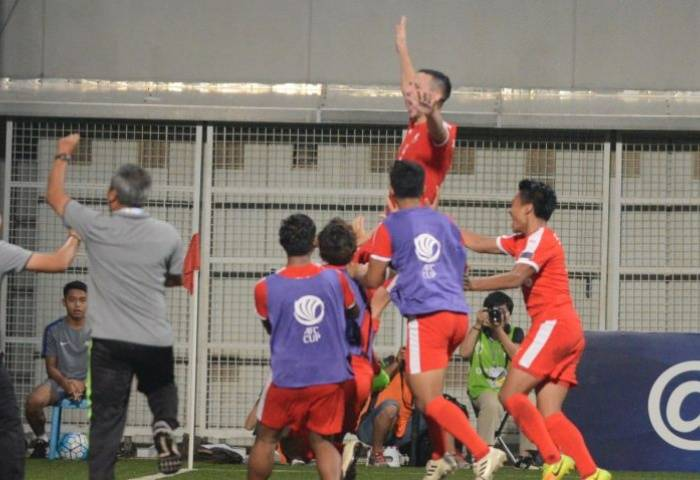 Home United through to AFC Cup Zonal Final