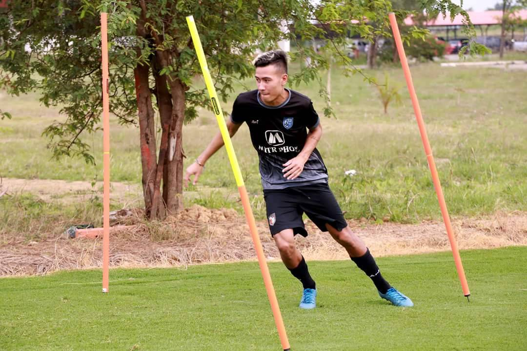 Ratchaburi's Kevin Deeromram called up to Rajevac's Thailand squad