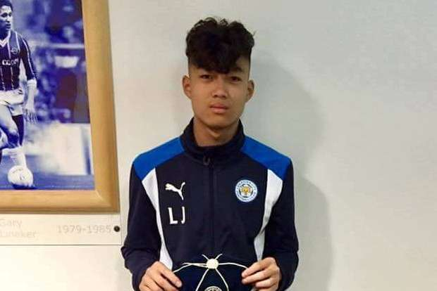 Thai footballer Leon James signs professional contract with Leicester City