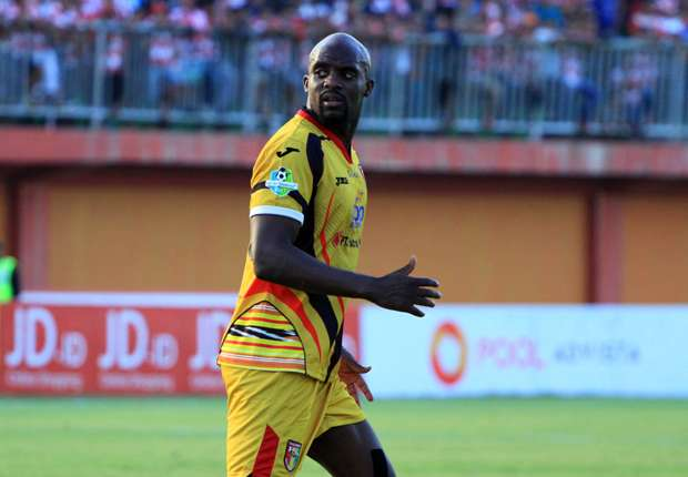 Mohamed Sissoko scores first goal for Mitra Kukar