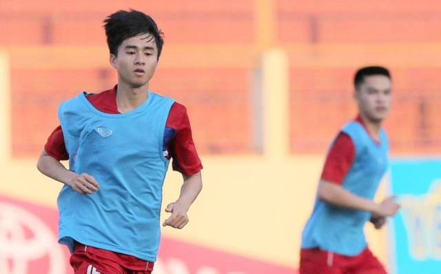 Vietnam U-20 lose key man in midfield ahead of U-20 World Cup