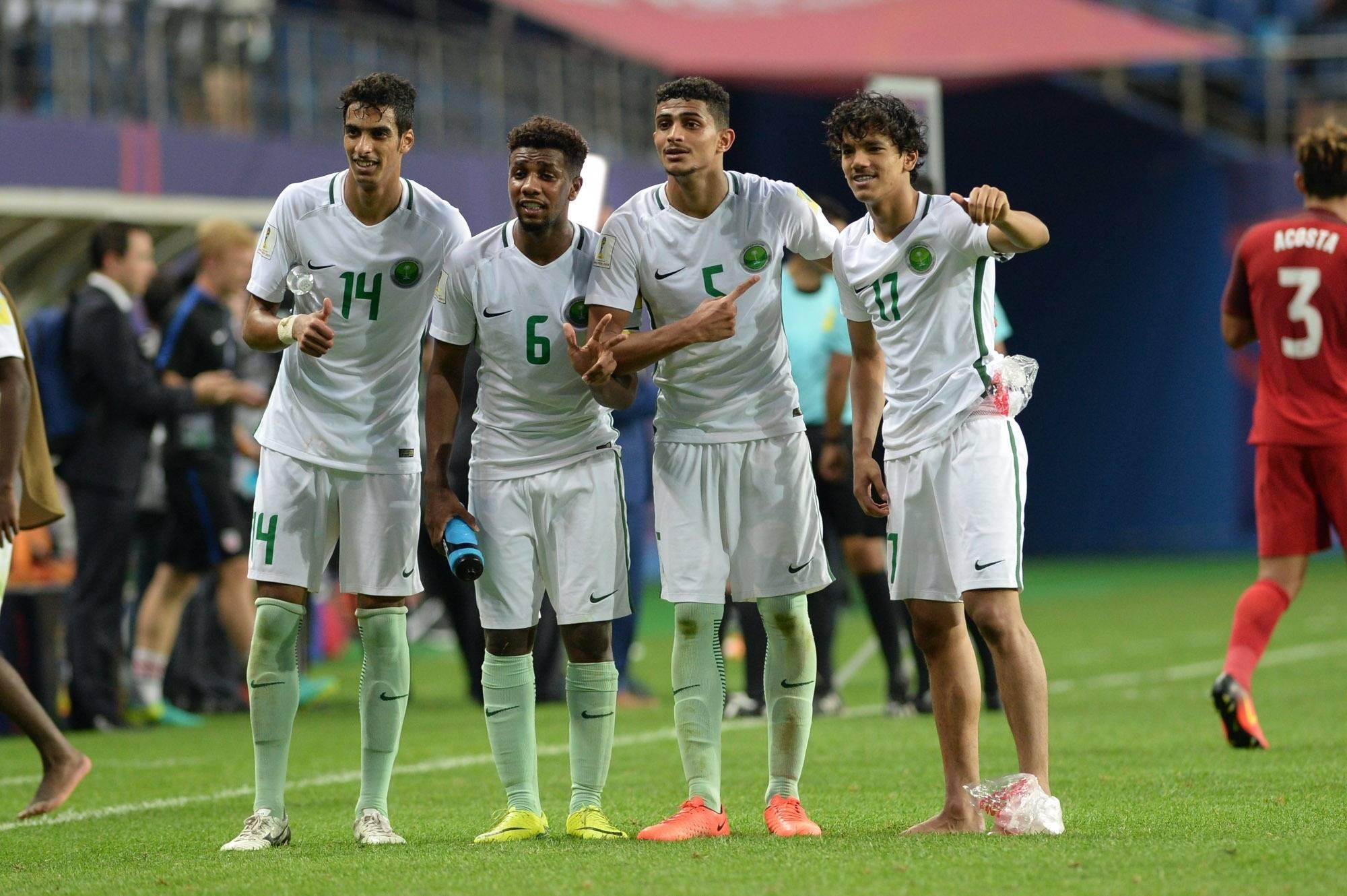 U20 World Cup: Saudi Arabia go through while USA top Group F