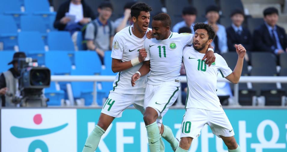 Saudi Arabia win first U-20 World Cup game since 2011