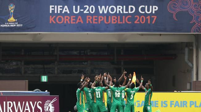 Zambia U-20 through after coming from behind to beat Iran U-20