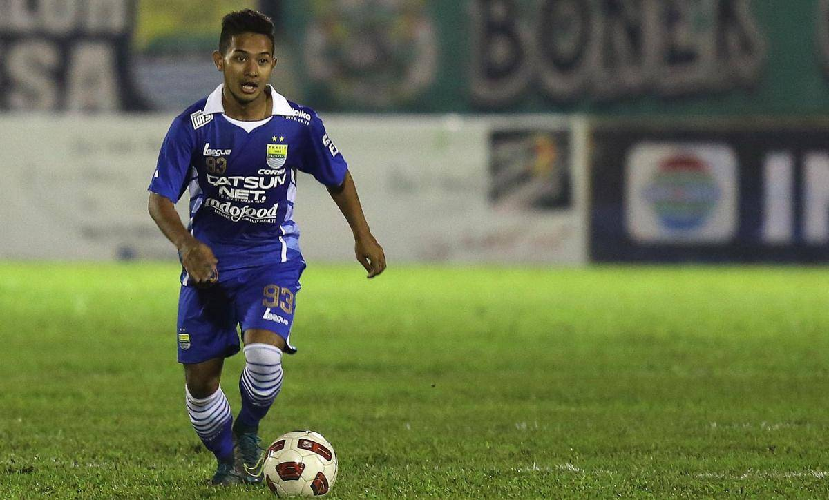 Persib Bandung youngster Gian Zola inspired by Chanathip Songkrasin