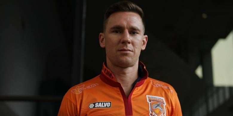 New Zealand call up Borneo FC striker for FIFA Confederations Cup