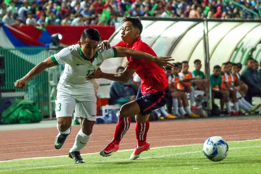 Indonesia defeat Cambodia in friendly