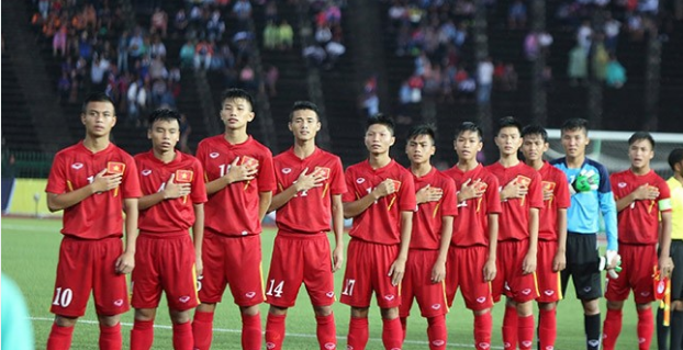 super popular d17ce 13af8 Vietnam U-17 ease to Cambodia victory in friendly | Football ...