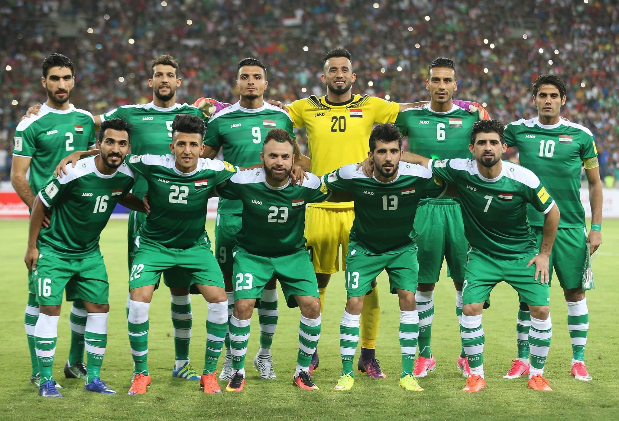 Iraq hosts first international friendly since 2013