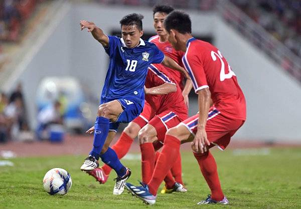 Thailand U23 to play against Iraq ahead of AFC U-23 Championship qualification