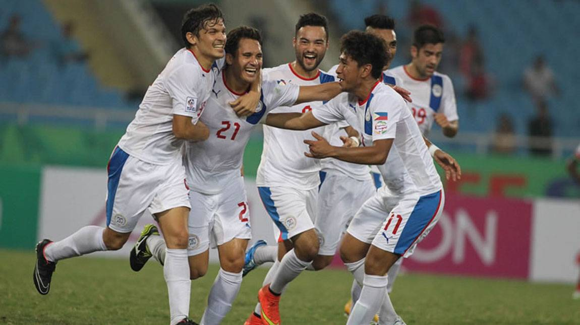 FIFA Rankings: Philippines top AFF, Vietnam jump five places