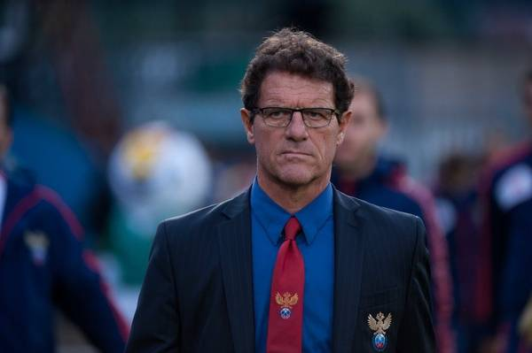 Fabio Capello could leave Jiangsu Suning at the end of season – Reports