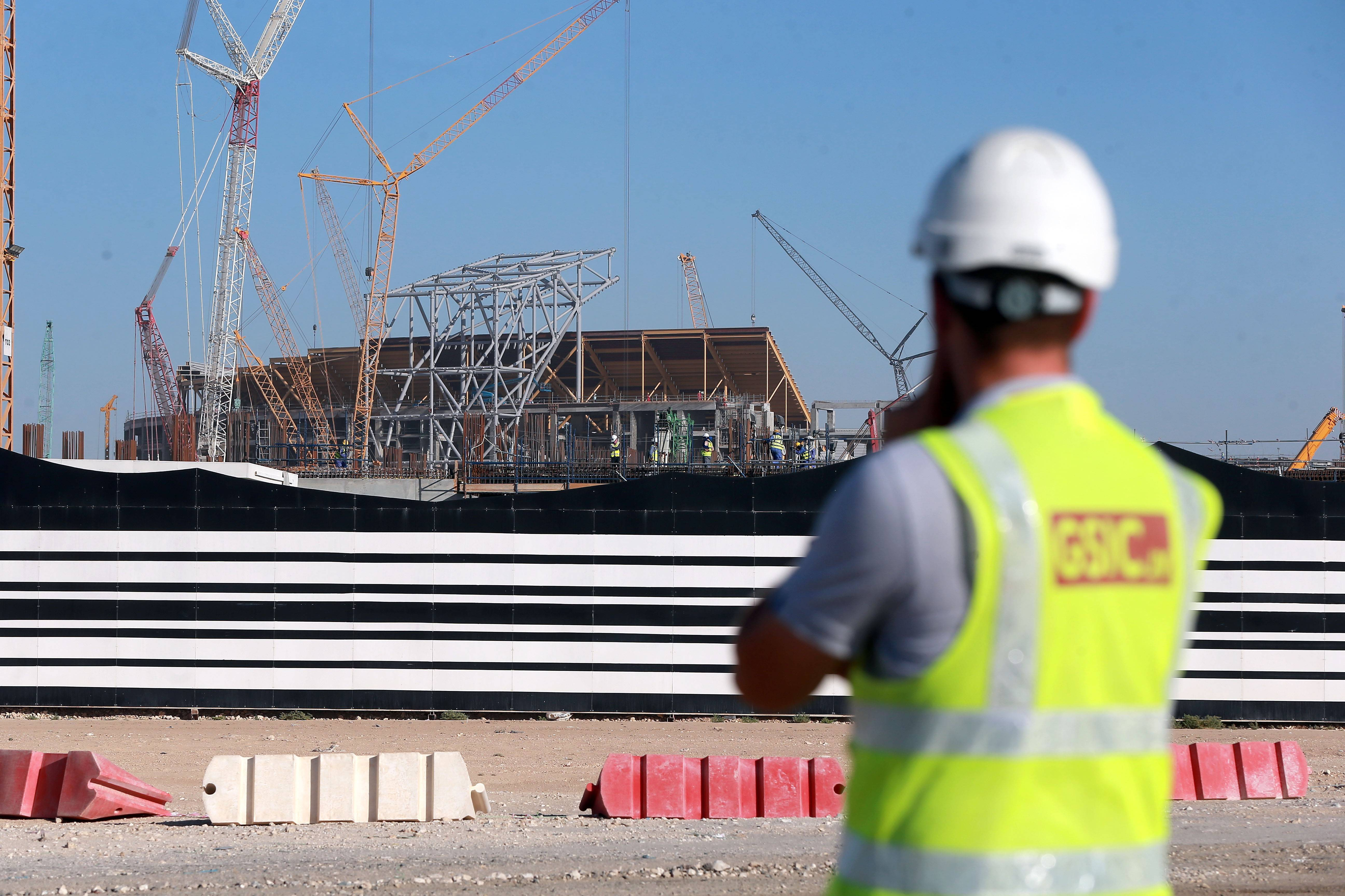 Latest report on worker welfare highlights Qatar 2022 progress, challenges