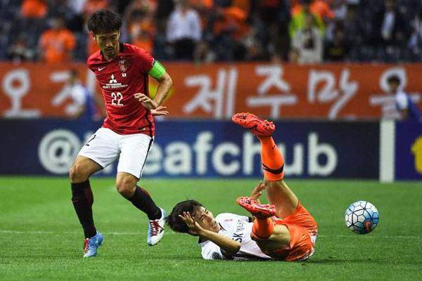 Three Jeju United players receive bans for violent conducts