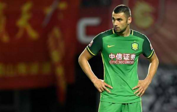Family problem forced Burak Yilmaz to leave Beijing Guoan