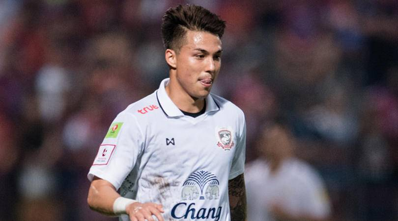 Muangthong United officially announce the signing of Charyl Chappuis