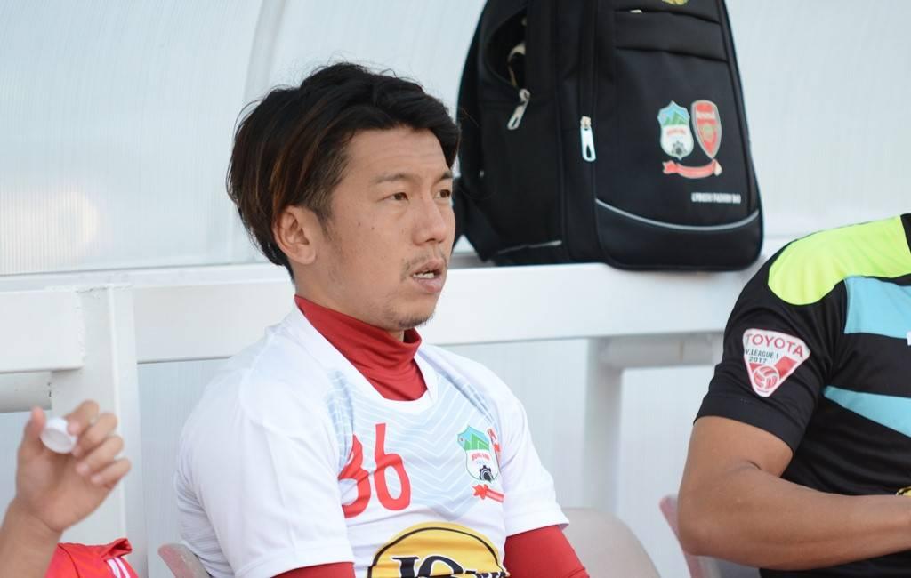 Sukhothai FC signs former Hoang Anh Gia Lai midfielder Masaaki Ideguchi