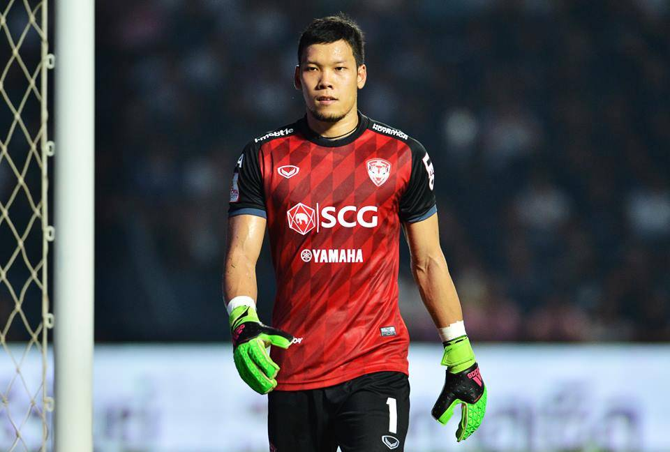 Angers set sight on Thai goalkeeper Kawin Thamsatchanan - Reports