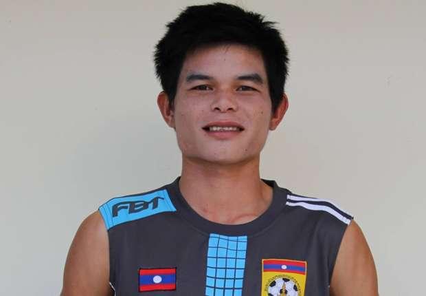 Super Power sign Laos international defender Ketsada Souksavanh