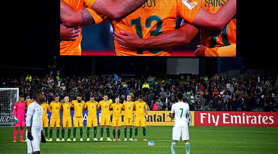 FIFA refuse to punish Saudi players over London attack minute's silence snub