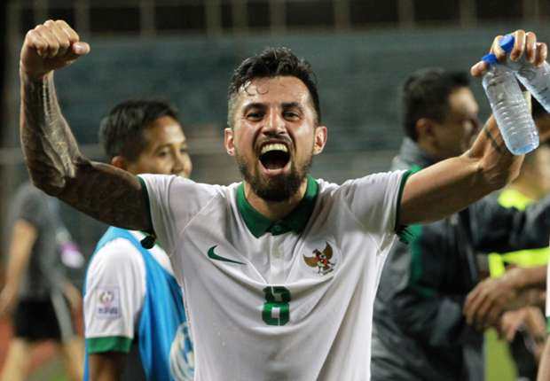 Stefano Lilipaly Completes Bali United Shock Move