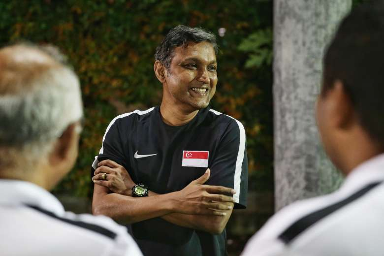 Singapore confident before friendly match against Argentina