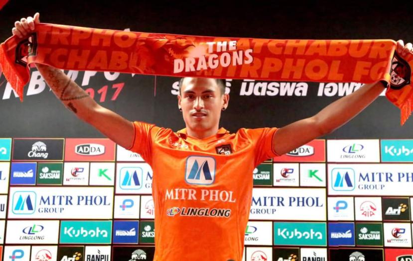 Ratchaburi MFC unveil Thai-German Philipp Roller