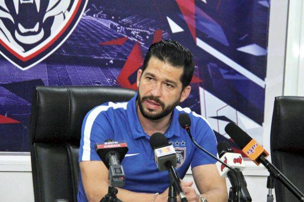 JDT look for new head coach after shifting current coach to reserves team
