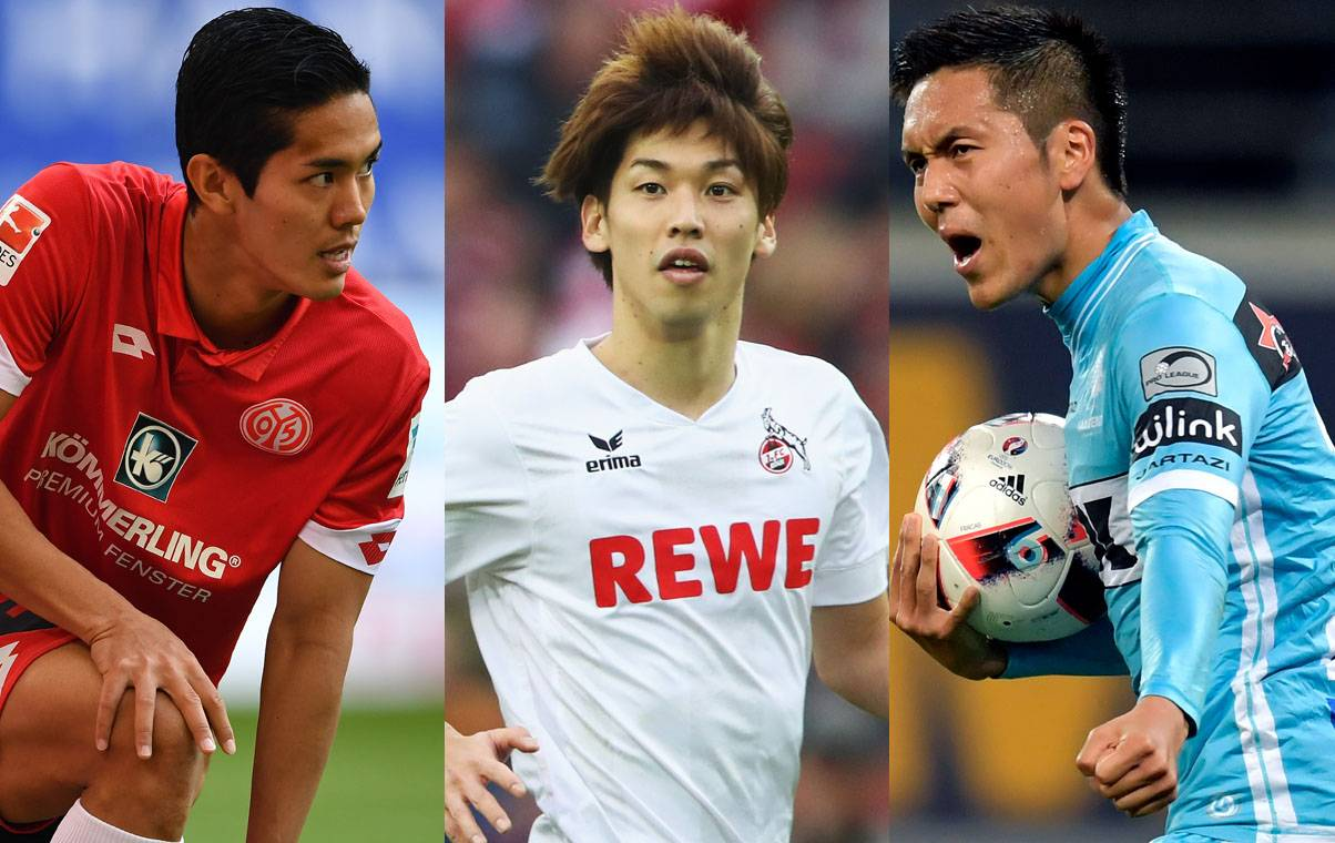 ANALYSIS: Three attackers who could succeed Kagawa and Honda for Japan