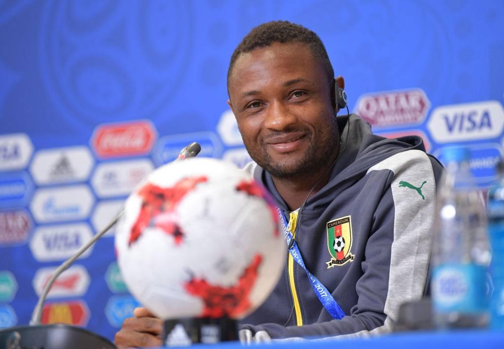 Cameroon captain Benjamin Moukandjo joins Jiangsu Suning