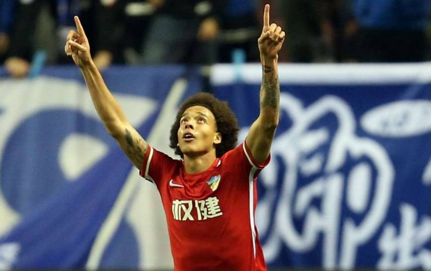 Axel Witsel reveals approach from Bayern Munich