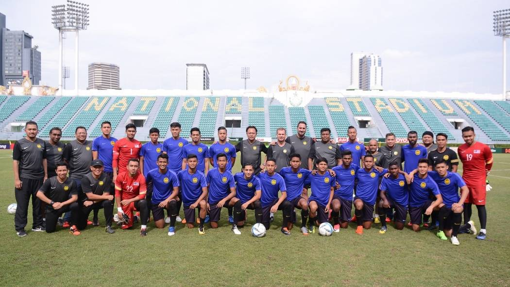 Malaysia U-22 announce 22-man squad for AFC U-23 Championship qualifiers